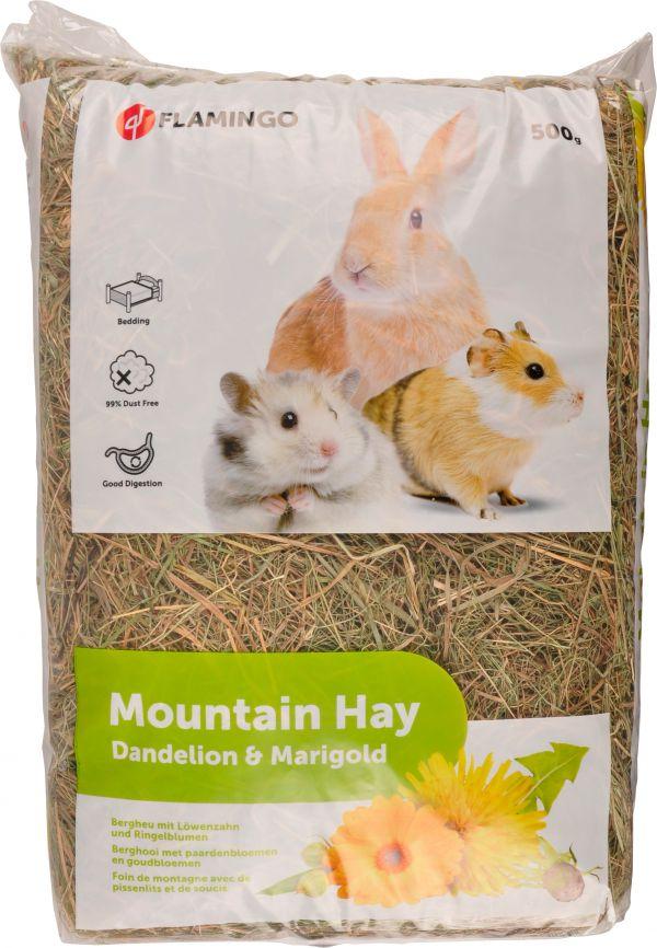 Mountain Hay Dandelion 500g